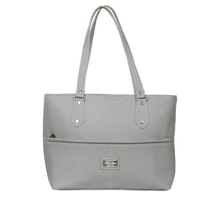 gd fashion pu leather women handbag ( grey)