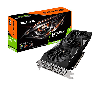 gigabyte geforce gtx 1660 6gb gddr6 super gaming oc graphics card
