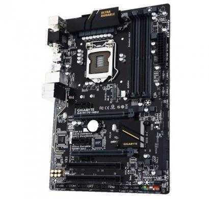 gigabyte ga-h170m-d3h lga 1151 intel h170 usb 3.0 micro atx intel motherboard