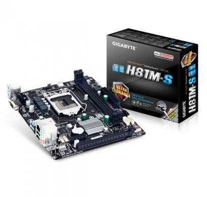 gigabyte ga-h81m-s motherboard
