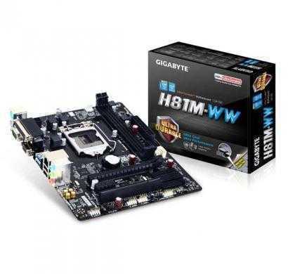 gigabyte ga-h81m-ww motherboard