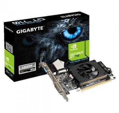 gigabyte geforce gt 710 64bit 2gb gv-n710d3-2gl graphic card
