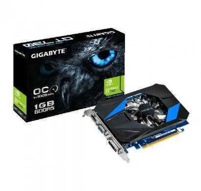 gigabyte geforce gt 730 1gb gv-n730d5oc-1gi 64bit graphic card