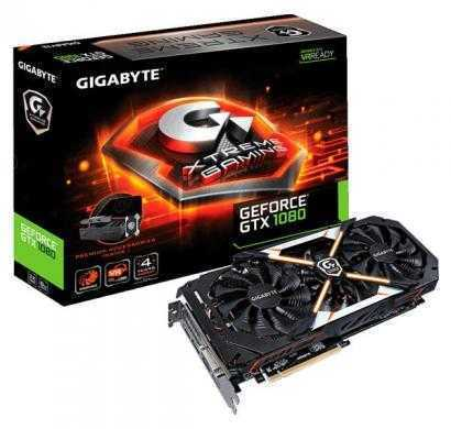 gigabyte geforce gtx 1080 gv-n1080xtreme -8gd-pp  8gb 384bit