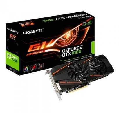 gigabyte geforce gv-n1060ixoc-3gd gtx 1060 oc edition 3gb graphic card