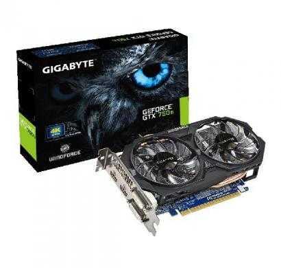 gigabyte geforce gv-n75td5-2gi 2gb graphic card