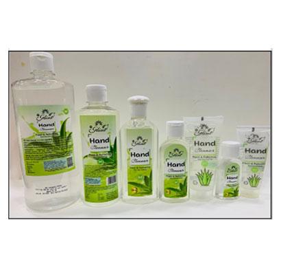 glint aloevera hand cleanser gel 67% alcohol (200ml)