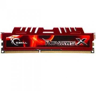 gskill 8gb ddr3 1600mhz ripjaws x (f3-12800cl10s-8gbxl)