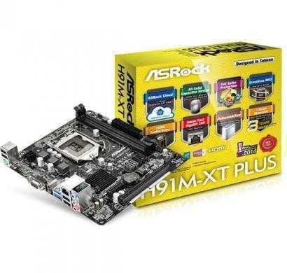 asrock h91m-xt plus motherboard