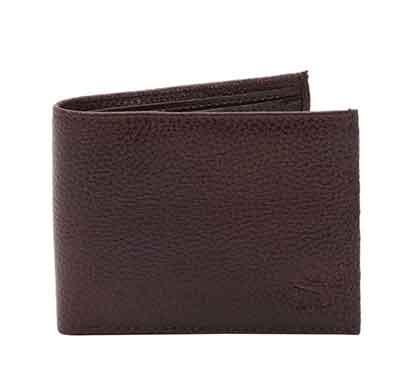 hamston brown leather men wallet