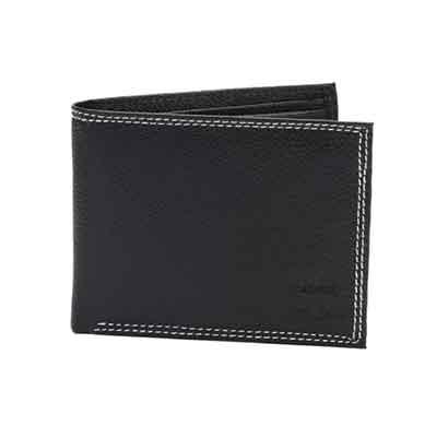 hamston black pu men wallet