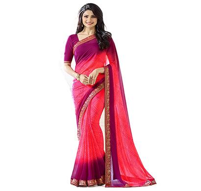 hasti fashion women saree (6.30mtr),bandhani