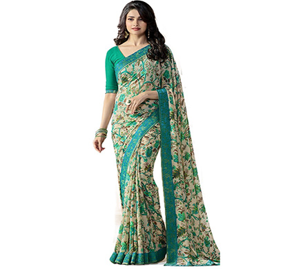 hasti fashion women saree (6.30mtr),flower