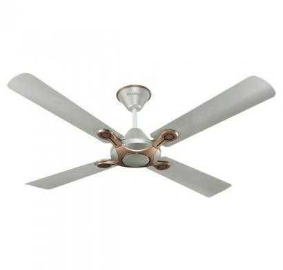 havells leganza ceiling fan - bronze & gold
