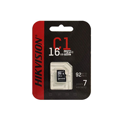 hikvision 16gb micro sd card