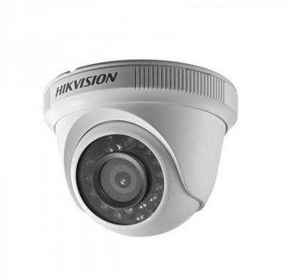 hikvision hd dome ir camera 720p ds-2ce56c0t-ir 3.6 mm lens nightvision
