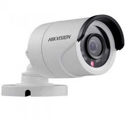 hikvision turbobull 20 m bullet camera (white)
