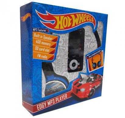 hot wheel mp3 player & headphone