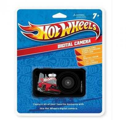 hot wheels digital camera