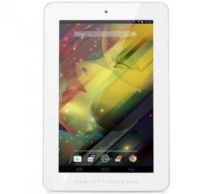 hp voicetab 7 tablet 8 gb (white)