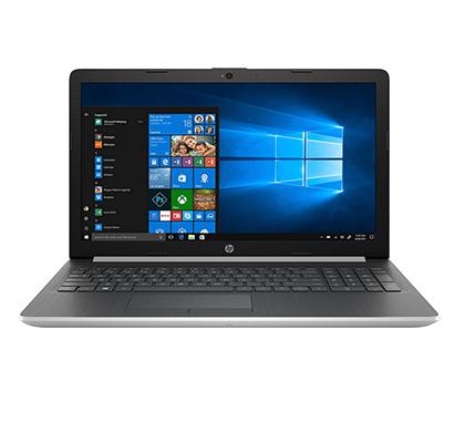 hp 15-db1060au (8vy88pa) laptop (amd ryzen3 3200u/ 4gb ram/ 1tb hdd+ 256gb ssd/ windows 10/ ms office/ dvd-rw/ 15.6 inch screen/ amd radeon vega 3 graphics), silver
