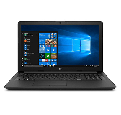 hp 15-db1066au (9la35pa) laptop (amd dual core athlon 300u/ 4gb ram/ 1tb hdd/ windows 10 + ms office home & student / 15.6-inch/ amd radeon vega 3 graphics/ 1 year warranty),jet black