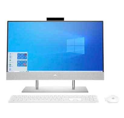 hp 24-dp0817in (22x62aa) 23.8-inch fhd all in one desktop (intel core i3-10100t / 10th gen/ 8gb ram/ 512 gb ssd/ windows 10 home/ ms office/ intel uhd 630 graphics), natural silver