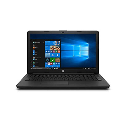 HP 250 G7 (1S5F6PA#ACJ) Notebook PC (Intel Core i3/ 10th Gen/ 4GB RAM/ 1TB HDD/ Dos/ 15.6 Inch Screen/ 1 Year Warranty), Black