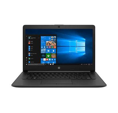 hp notebook 14-ck2018tu laptop (intel core i5-1035g1/ 8gb ram / 512 gb ssd / windows 10/ ms office/ 14 inch screen/ 1 year warranty) black