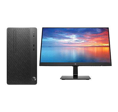 hp rcto 280 pro g5 (7te09av) mt desktop (intel core i3/ 8th gen/ 4gb ram/ 1tb hdd/ dos/19.5 inch/ 1 year warranty) black