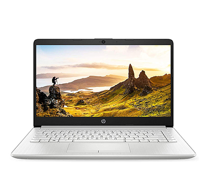 hp 14s-dr1008tu (227q3pa) laptop (intel core i3-1005g1/ 10th gen/ 8gb ram/ 512gb ssd/ windows 10 + ms office/ 14-inch fhd/ 1.46 kg), natural silver