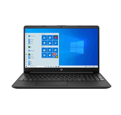 hp 15s-du1052tu (1v4g6pa) laptop (intel pentium gold/ 4gb ram / 1tb hdd/ windows 10 home 64/ intel uhd graphics/ 1 year warranty), jet black