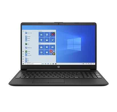 hp 15s-du1052tu (1v4g6pa) laptop (intel pentium gold/ 4gb ram / 1tb hdd/ windows 10 home / ms office/ 15.6-inch fhd/ 1 year warranty), jet black