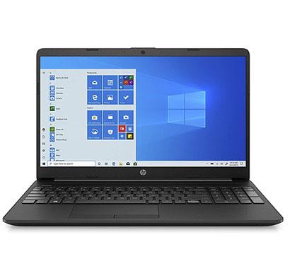 hp 15s-du1066tu (25u53pa) laptop (intel core i3-10110u/ 10th gen/ 8gb ram / 1tb hdd/ windows 10 + ms office/ 15.6 inch/ 1 year warranty), black