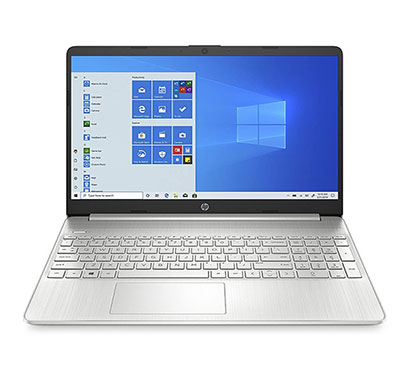 hp 15s-eq0132au (3m184pa) laptop ( amd ryzen 7-3700u/ 8gb ram/ 512gb ssd / windows 10 home + microsoft office home & student 2019 / 15.6-inch fhd/ 1.77 kg ), natural silver