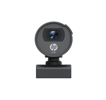hp w100 webcam for desktop
