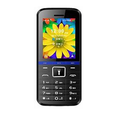i kall k46 multimedia 1.8 inches display dual sim feature phone ( multicolour)