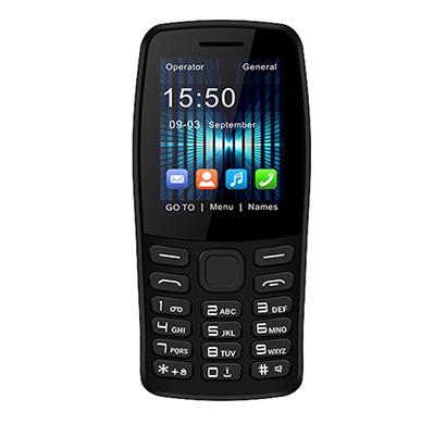 ikall k30 feature phone ( dual sim, 2.4 inch display, 0.3mp camera, mp3, call recording, multimedia mobile), multicolor