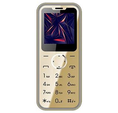 i kall k12 card mobile 1.54 inch display dual sim phone ( multicolor)