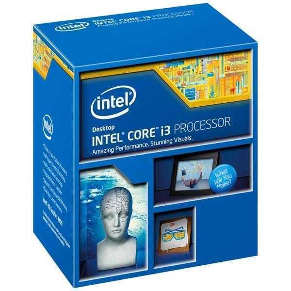 Intel i3 4150 (LGA 1150)