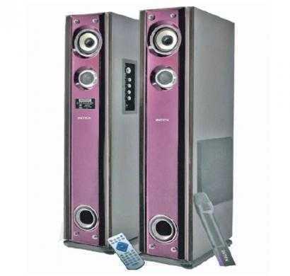 intex computer m/m tower speaker it 10800 fm & usb
