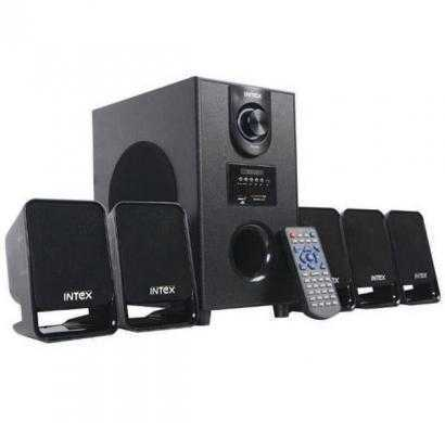 intex it-600b-suf 5.1 channel multimedia speakers