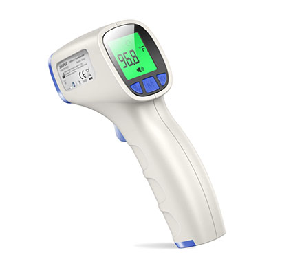 jumper jpd-fr202 non-contact digital infrared forehead thermometer