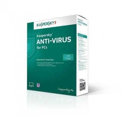 kaspersky antivirus one user