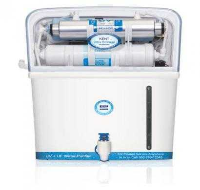 kent ultra storage 7l uv+uf water purifier