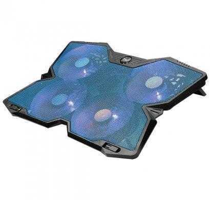 laptop cooling pad - blue