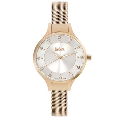 lee cooper (lc06620430) analog watch for women