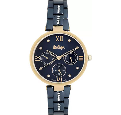 lee cooper (lc06667490) analog watch for women
