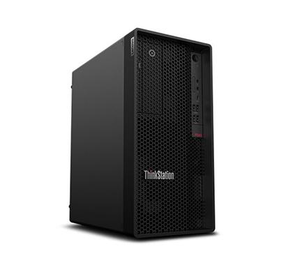 lenovo thinkstation p340 gen1 (30dhs0qv00) desktop (intel core i7-10700/ 10th gen/ 8gb ram/ 1tb hdd/ dos/ integrated graphics/ no monitor/ 3 years warranty) black