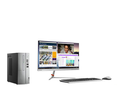 lenovo 510s-07ick (90lx0002in) desktop pc ( intel core i3-9100 / 9th gen/ 4gb ram/ 1tb hdd/ windows 10 home / 18.5 inch monitor / with dvdrw / wired keyboard mouse),1 year warranty